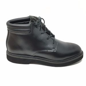 ROCKY Shoes - Men's Rocky Polishable Work Ankle Boots Sz 10.5EE